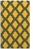 rug #756153 |  light-orange traditional rug
