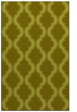 rug #756169 |  light-green traditional rug