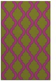 rug #756177 |  pink traditional rug