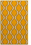 rug #756185 |  light-orange traditional rug