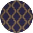 rug #756309 | round beige rug