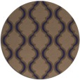 rug #756310 | round traditional rug