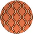 rug #756397 | round beige popular rug