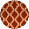 rug #756399   round traditional rug
