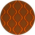 rug #756459 | round traditional rug