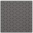 rug #757053 | square brown rug