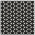 rug #757177 | square white geometry rug