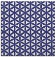 rug #757185   square white circles rug