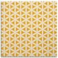 rug #757241   square light-orange geometry rug