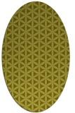 rug #757320 | oval circles rug