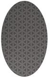 rug #757405 | oval rug