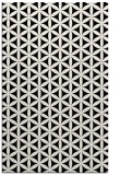 rug #757613    white circles rug