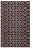 rug #757717 |  beige circles rug