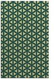 rug #757813    yellow circles rug
