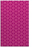 rug #757817 |  pink rug
