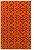rug #757853 |  orange popular rug