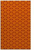rug #757865 |  red-orange rug