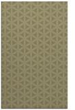 rug #757933    light-green circles rug