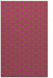 rug #757937    light-green circles rug