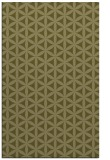 rug #757941 |  light-green circles rug