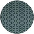 rug #758036 | round circles rug