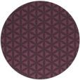 rug #758186 | round geometry rug
