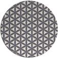 rug #758312 | round popular rug