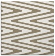 rug #758665 | square white stripes rug