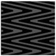 rug #758673 | square black stripes rug
