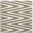 rug #758805   square white stripes rug