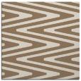 rug #758817   square beige stripes rug