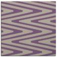 rug #758845 | square beige stripes rug
