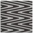rug #758865   square orange stripes rug