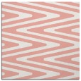 rug #758885 | square white stripes rug