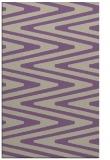 rug #759549    beige stripes rug