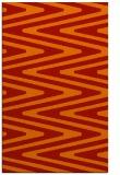 rug #759613    red stripes rug