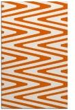 rug #759637 |  red-orange rug