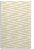 rug #759661 |  yellow stripes rug