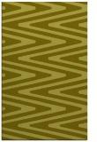 rug #759689 |  light-green stripes rug