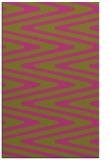 rug #759697 |  light-green stripes rug