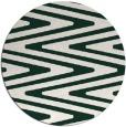 rug #759856 | round stripes rug