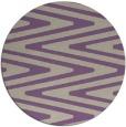 rug #759901   round beige stripes rug
