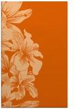 rug #761389 |  red-orange natural rug