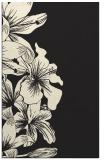 rug #761437 |  black natural rug