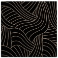 rug #763953 | square black abstract rug