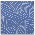 rug #763981 | square blue abstract rug