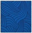 rug #764109 | square blue abstract rug