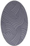 rug #764377 | oval abstract rug