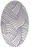 rug #764395 | oval popular rug