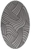 rug #764461   oval abstract rug